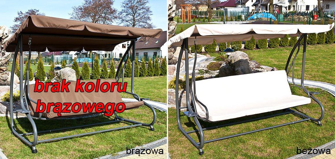 Hustawka Ogrodowa Rozkładana Allegro : HUŚTAWKA OGRODOWA ROZKŁADANA 4osobowa GRACJA !!  3185521722